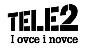 Tele2 logo | Slavonski Brod | Supernova